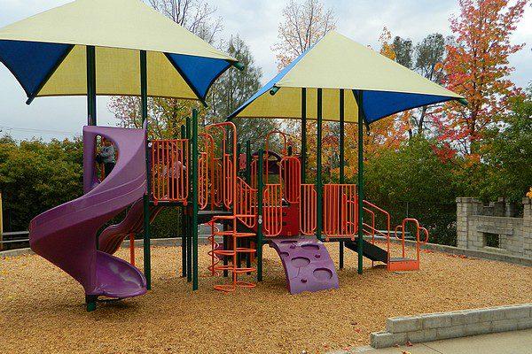 Kinderland Slides